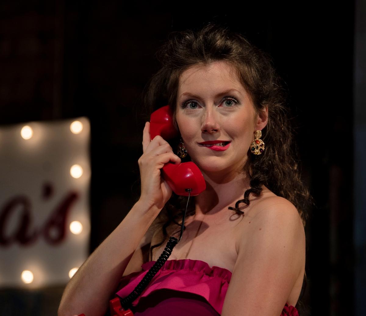 Caroline Taylor, soprano